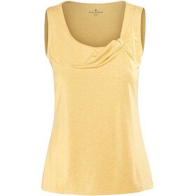 Royal Robbins Essential Tencel Sleeveless Shirt Women yellow
